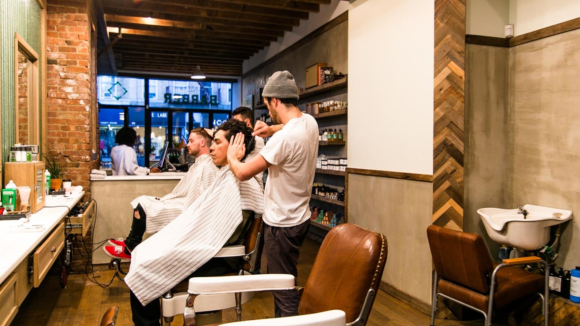Cotter barber 15