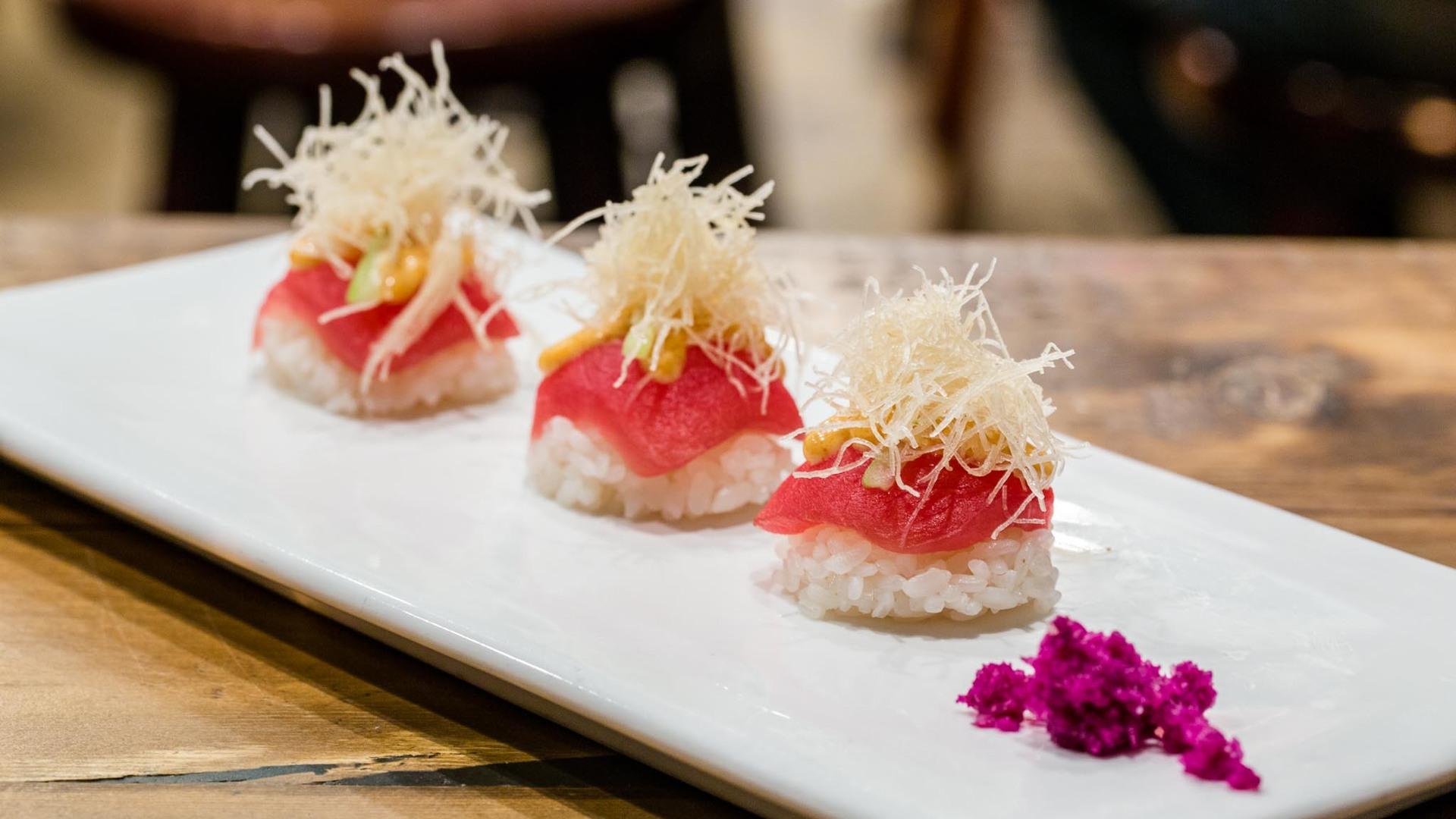 Momo sushi shack 32