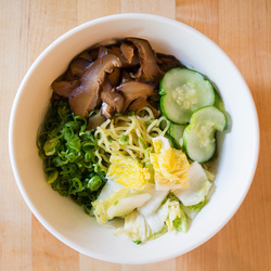Momofuku noodle bar ginger scallion noodles   gabriele stabile