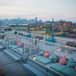 Output brooklyn rooftop