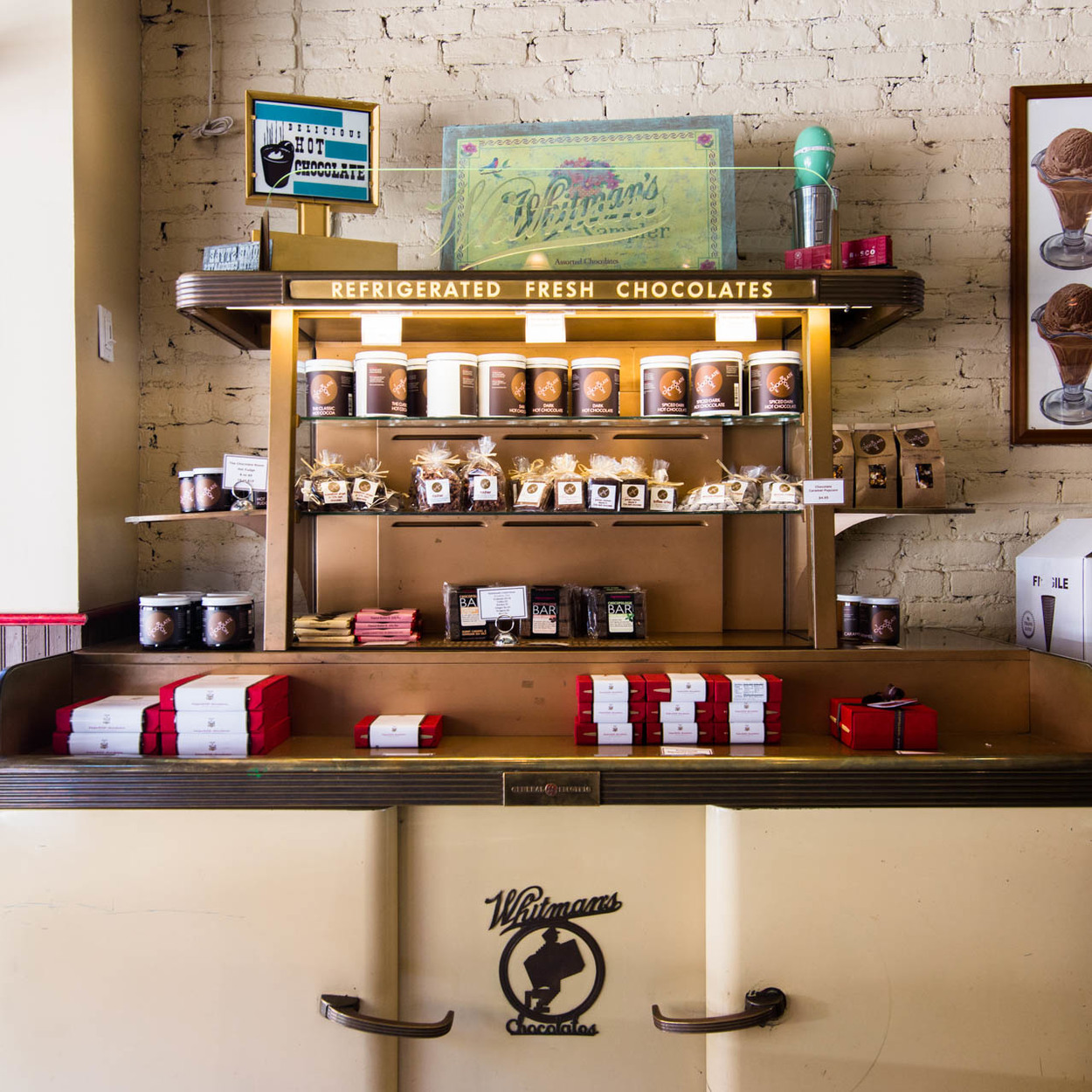 The Chocolate Room in Cobble Hill - Powered by Nooklyn