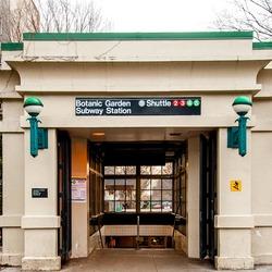 Botanic garden s 2 3 4 5 station 1