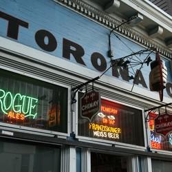 Toronado pub lower haight san francisco