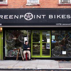 Greenpoint bikes1