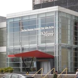Ybca novellus theater main entrance