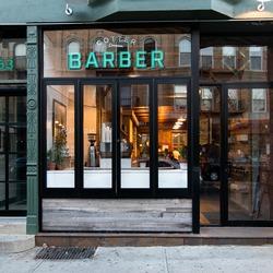 Cotter barber 1
