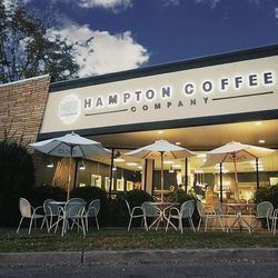 Hampton coffee office