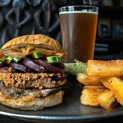 Soul gastropub porto miami burger
