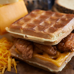 Chicken and waffle lr