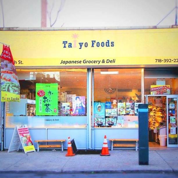 Taiyo Foods Japanese Grocery Store In Sunnyside Powered By Nooklyn