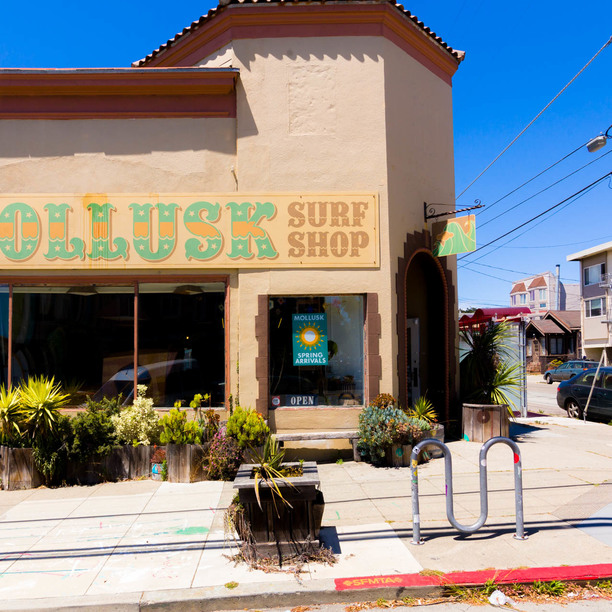 b511476a3fc8 Mollusk Surf Shop in Outer Sunset - Powered by Nooklyn