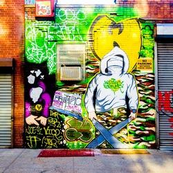 Bushwick collective murals 103