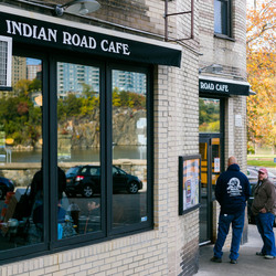 Indian road cafe 1