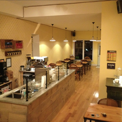 Mountain province espresso bar