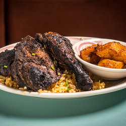 Sally roots jerk chicken credit paul wagtouicz 03