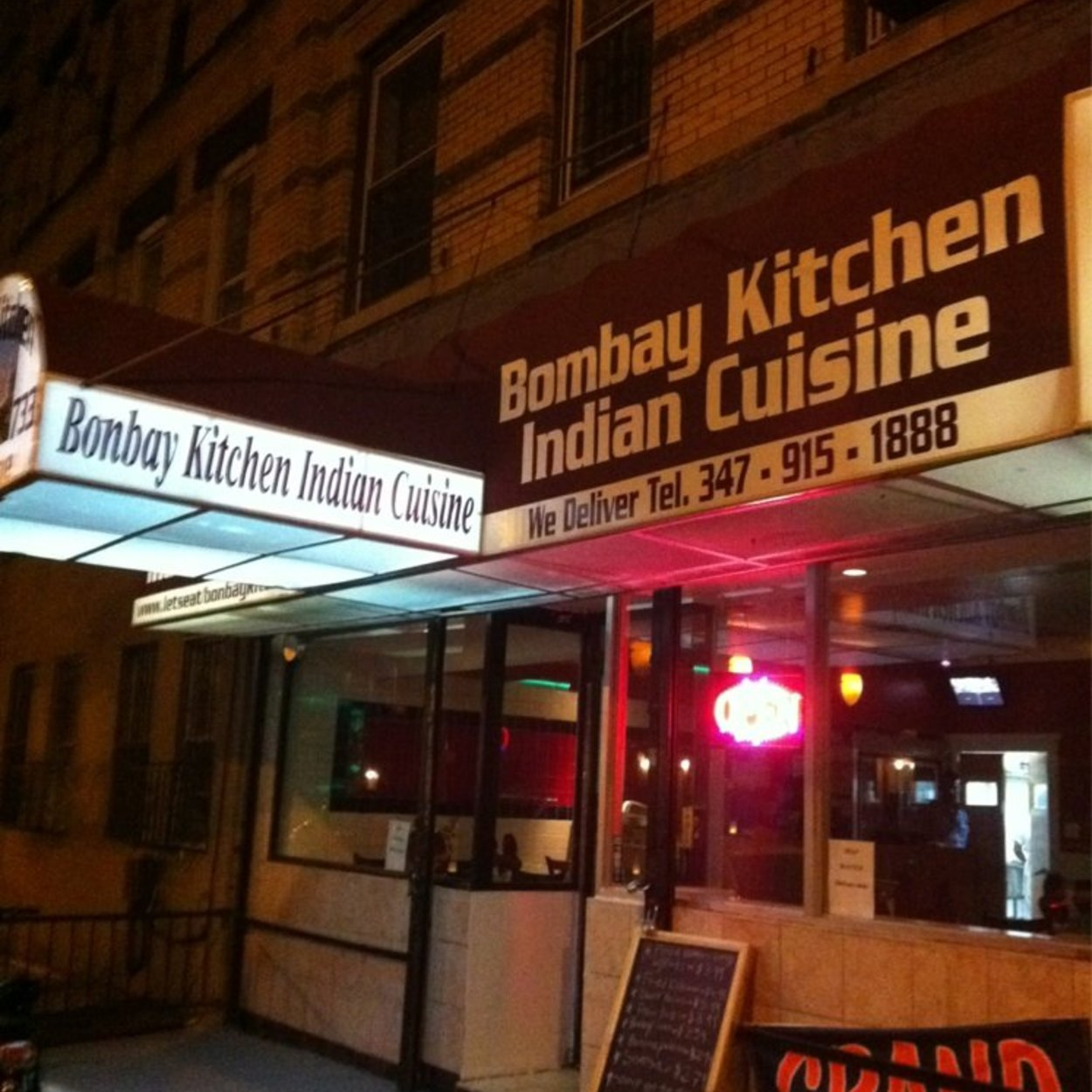 Bombay Kitchen in Bushwick - Powered by Nooklyn