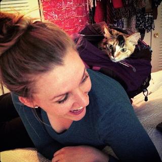 Kitty photo.