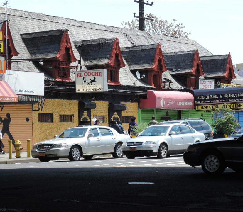 Hunts Point Market Area, Hunts Point, The Bronx