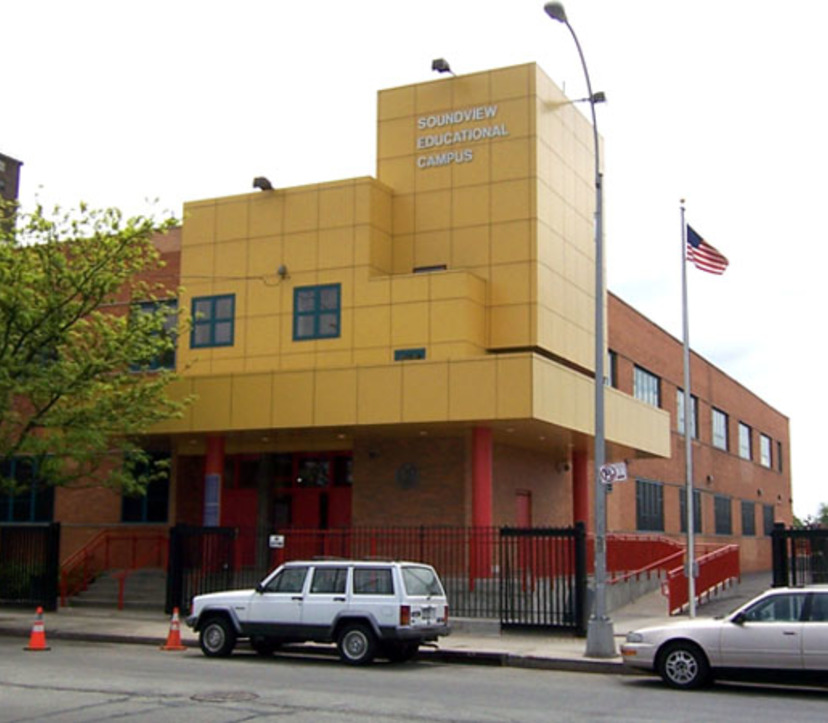 Soundview educ campus 1440 story av jeh