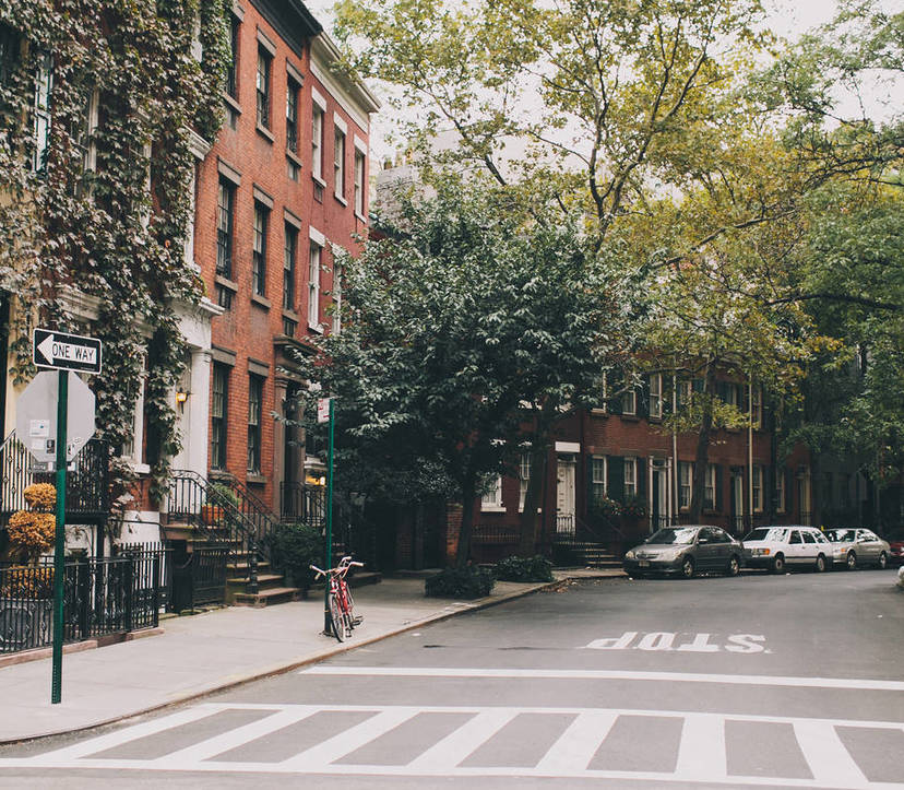a photo of West Village
