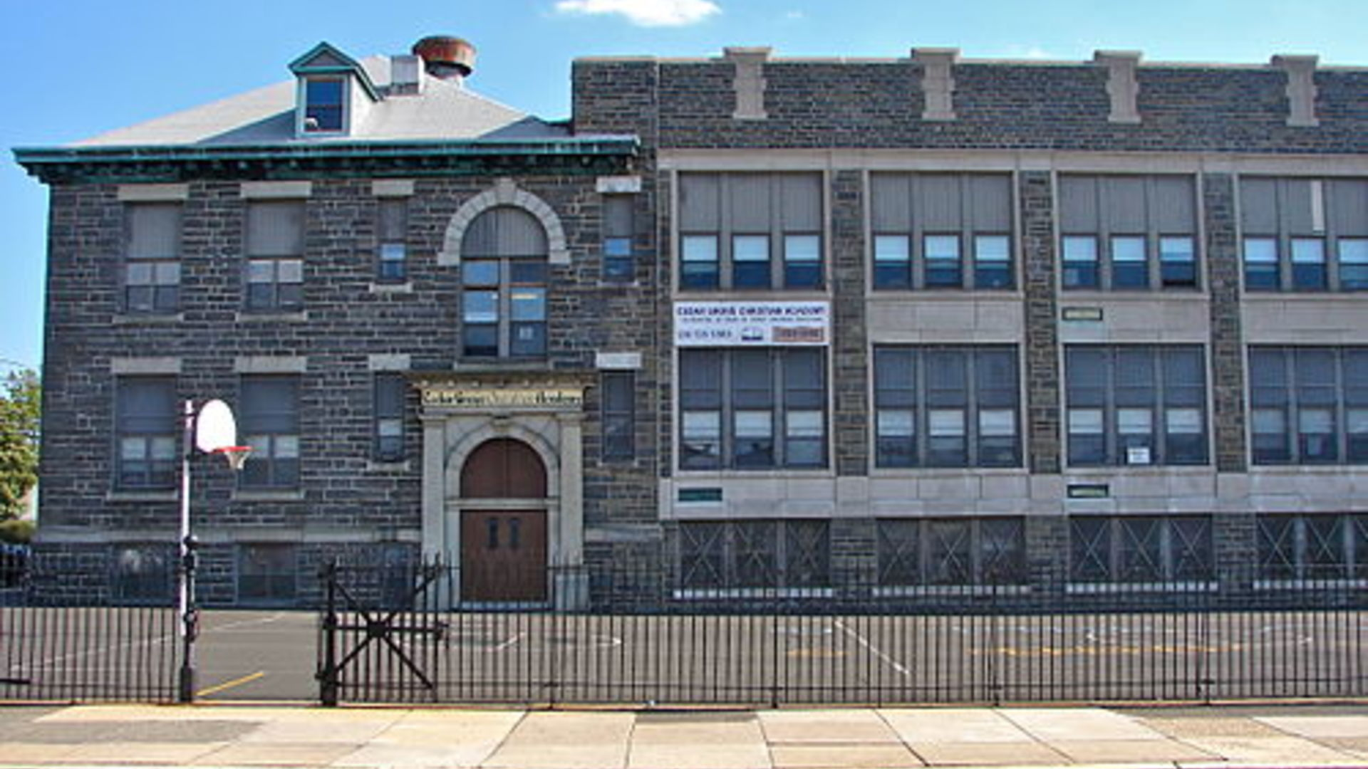 500px lawndale school philly