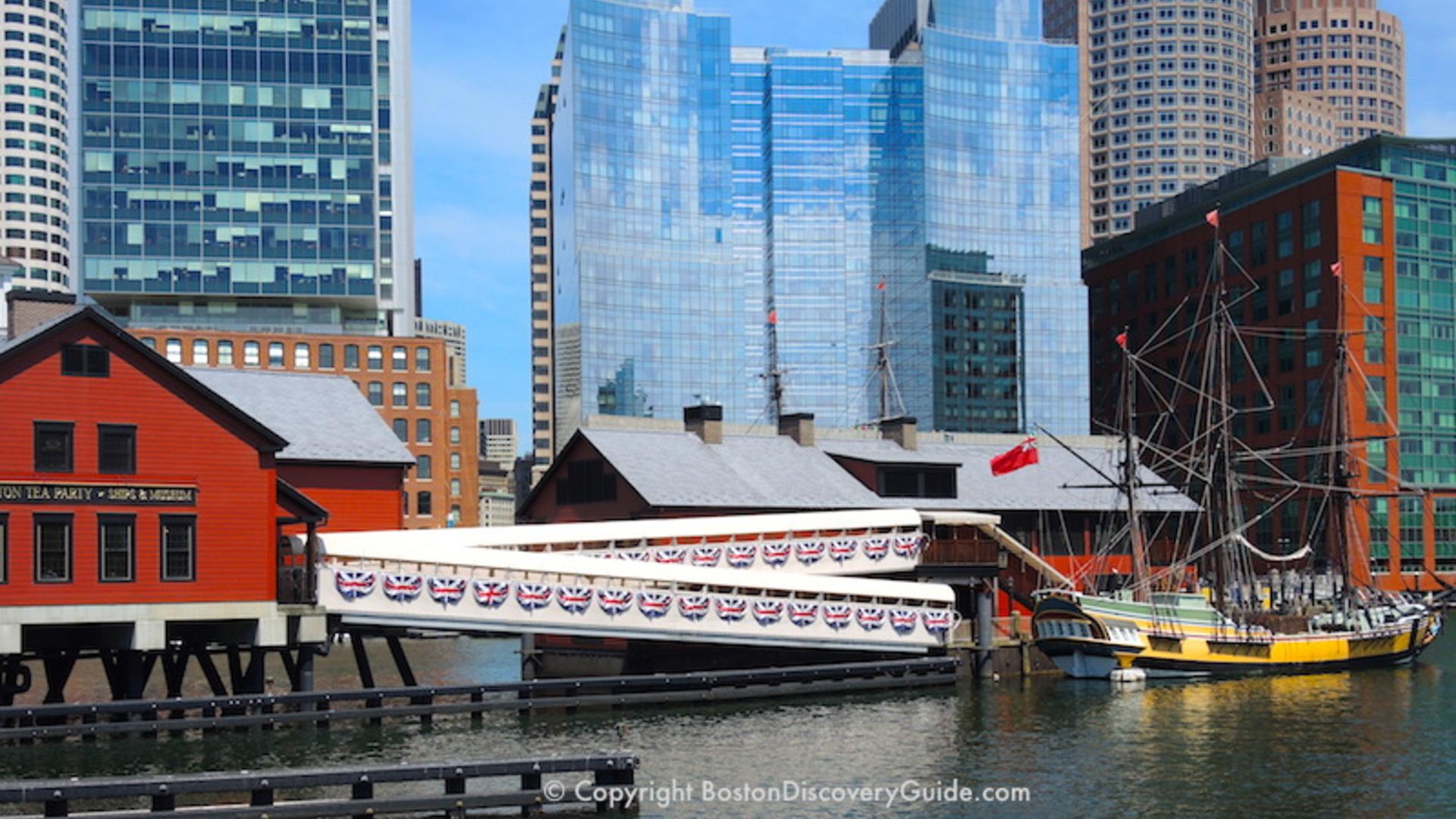 800 tea party museum ship