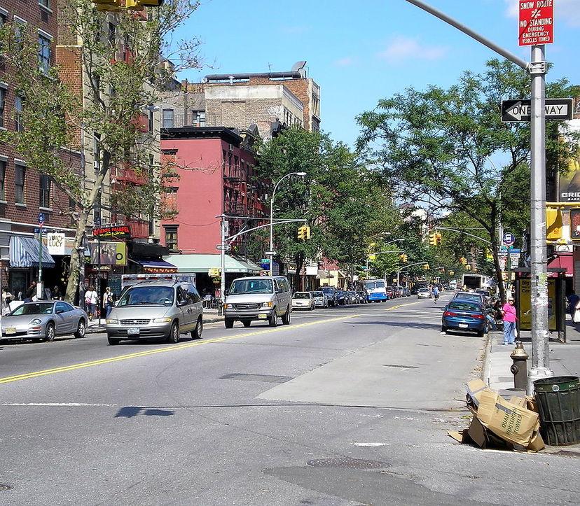 Avenue a manhattan
