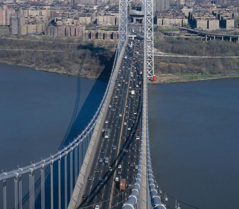 George washington bridge  haer ny 129 68 1