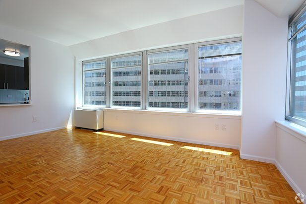 A photo from an apartment at 200 Water St in Financial District ...