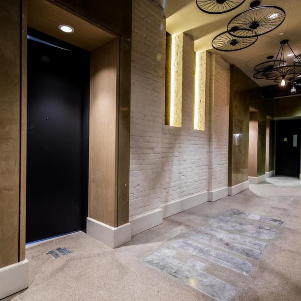 008 17 monitor street hallway first floor 2