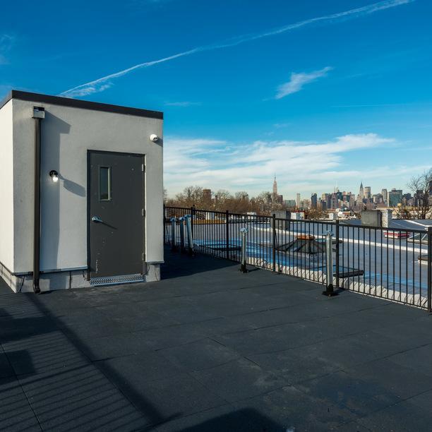 228 kingsland avenue rooftop 1
