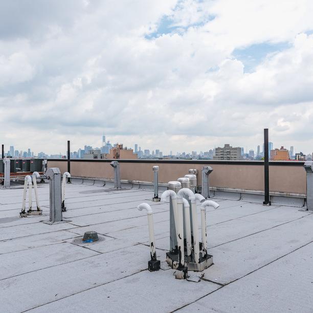 D roof
