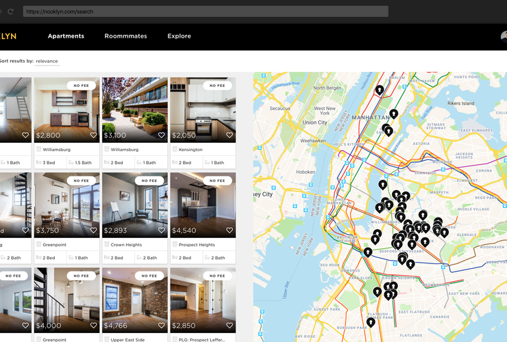 ... The Rentals Startup That Makes Finding Apartments And Roommates Easy,  Has Received Its Third Webby Nomination In The Best Real Estate Websites  Category.