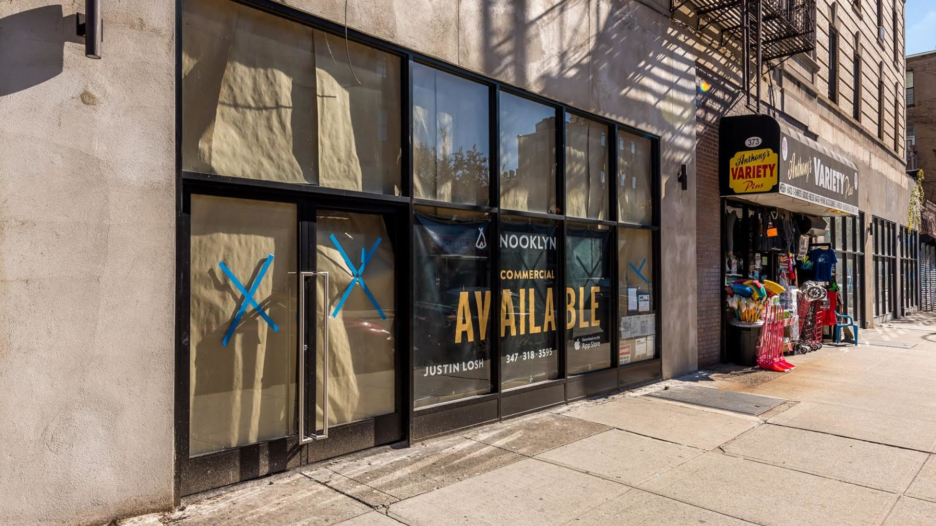 A $3,575 commercial property in Bed-Stuy, Brooklyn - Nooklyn