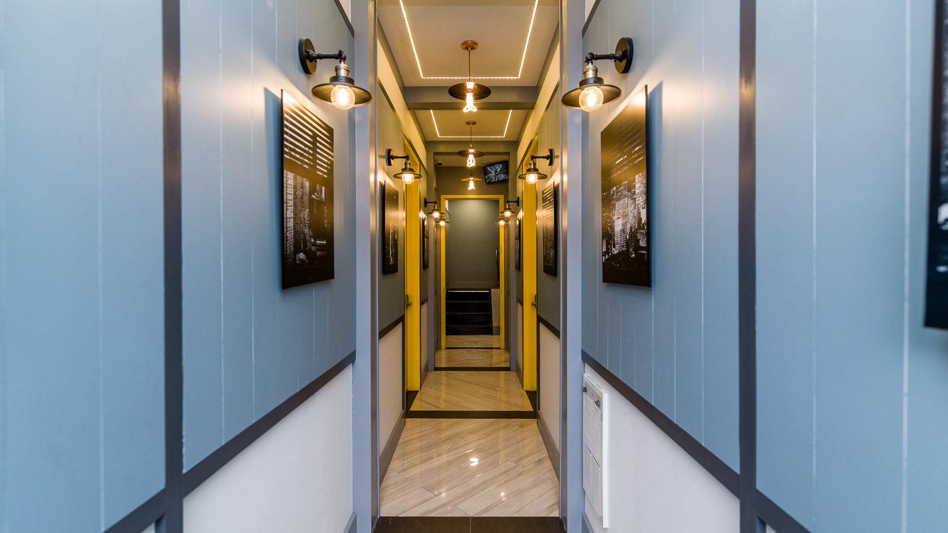 283 himrod street hallway 1