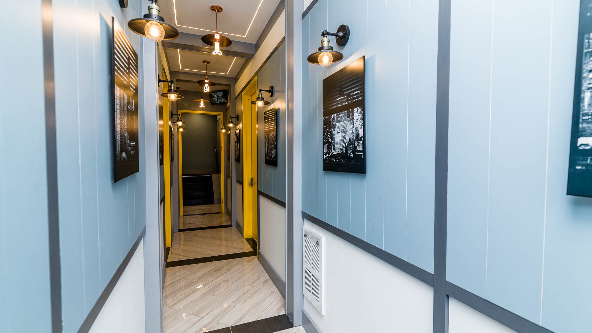 283 himrod street hallway 2