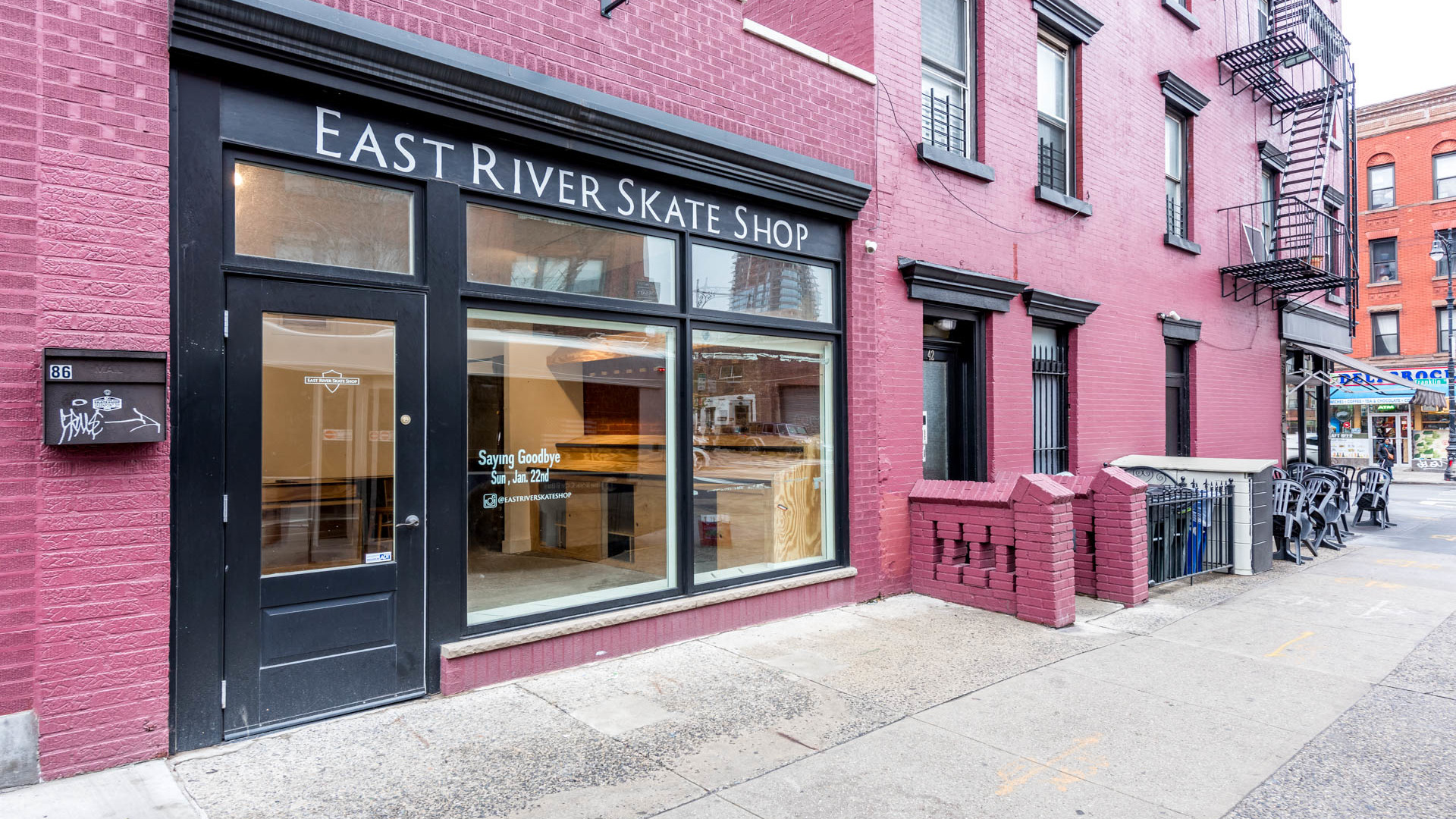 A $4,000 commercial property in Greenpoint, Brooklyn