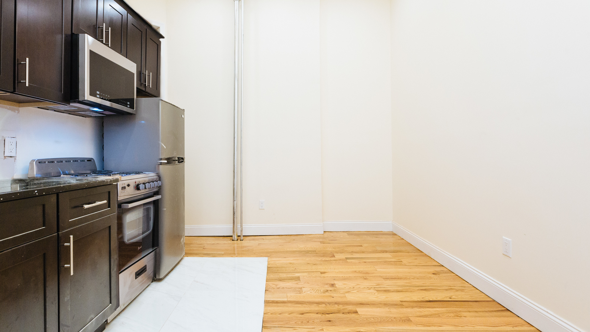 A $1,900 apartment in Crown Heights, Brooklyn - Nooklyn