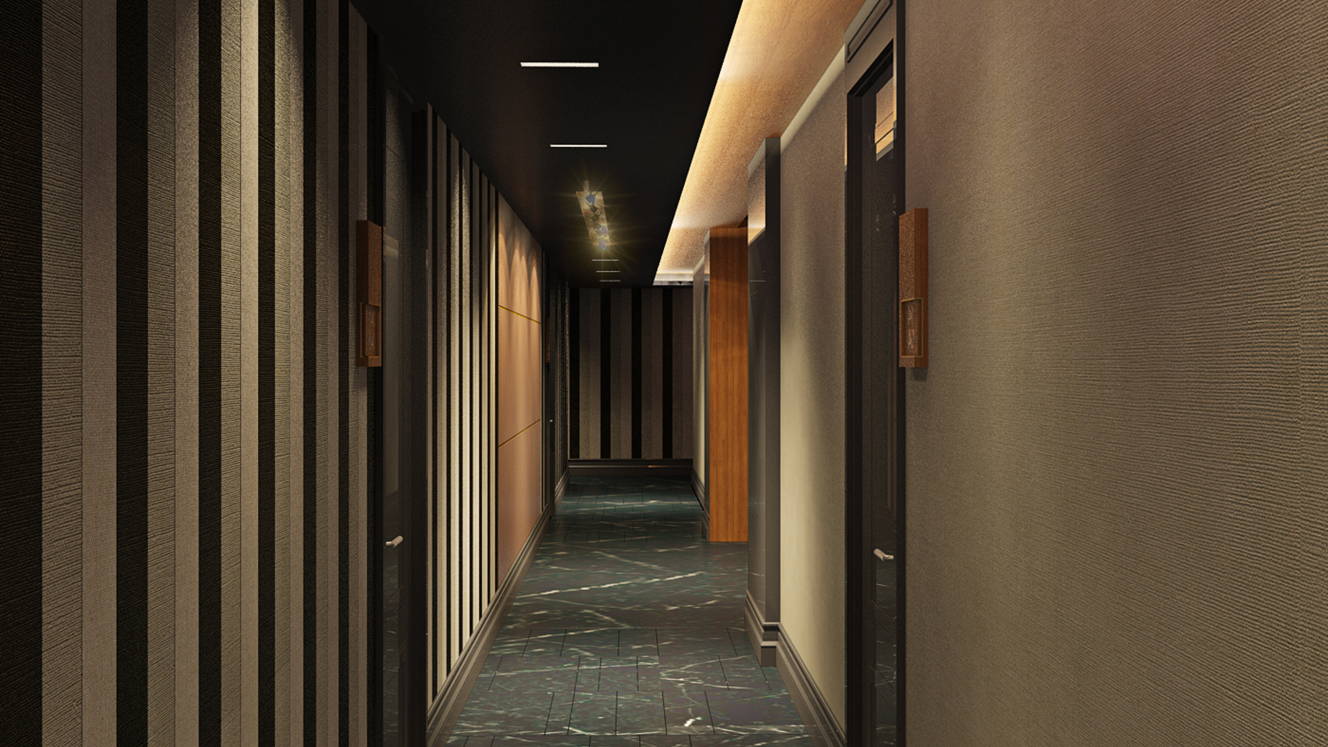 321 wythe corridor
