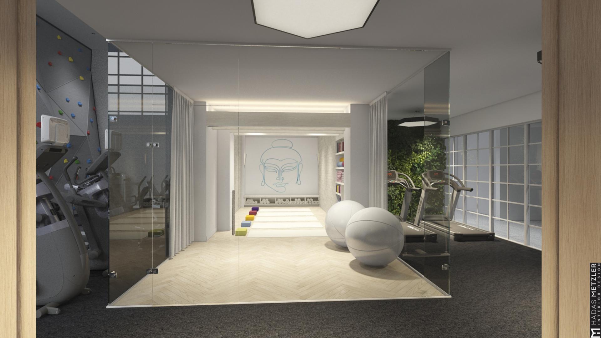 Yoga room   1