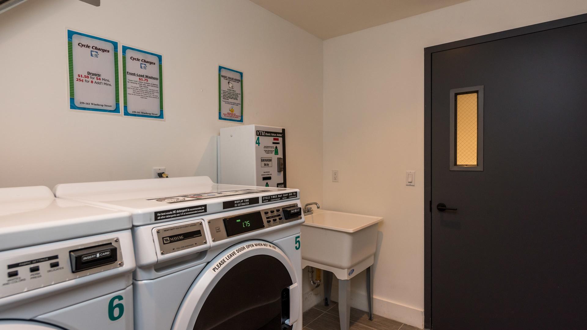 161 winthrop street laundry 2