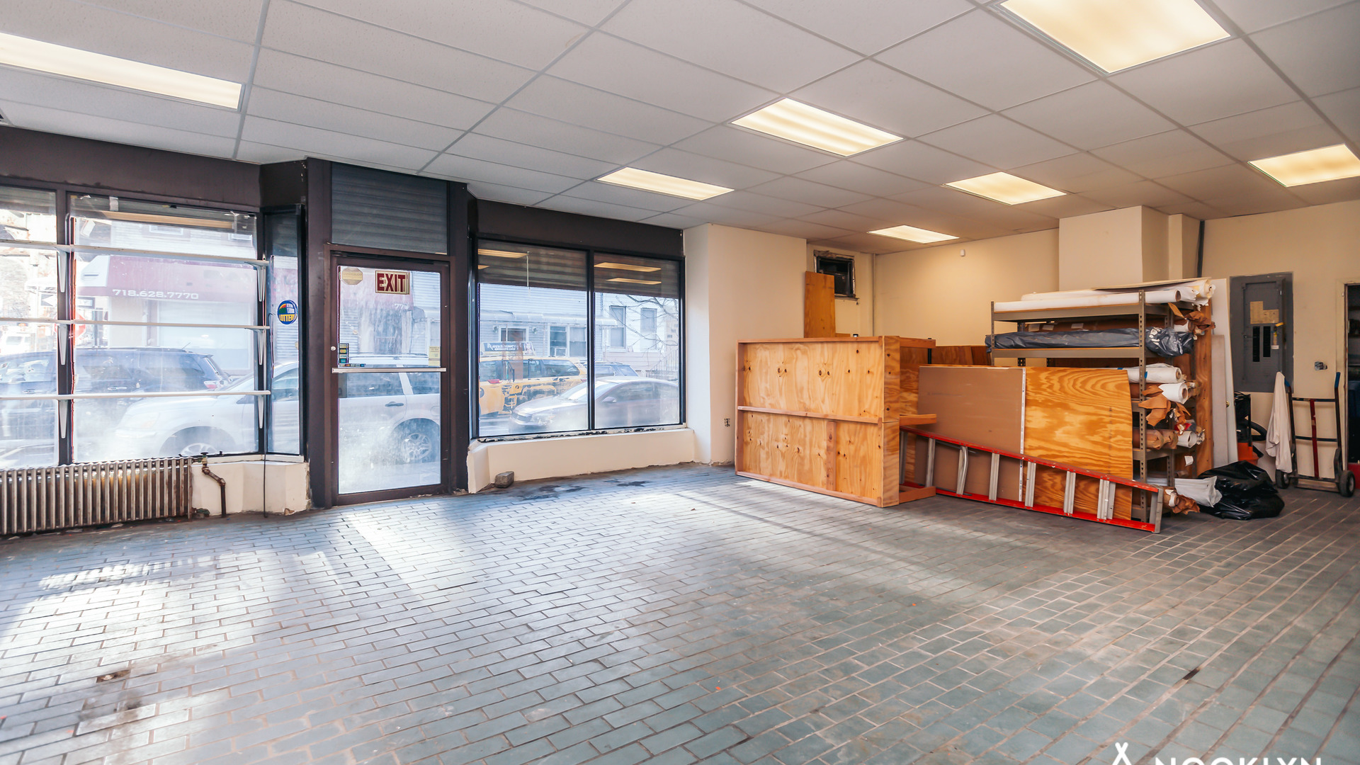 A $4,400 commercial property in Ridgewood, Queens - Nooklyn