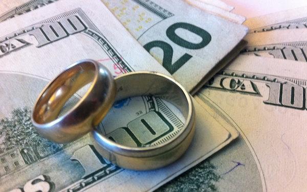 Marriage financial disputes