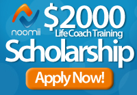 life coach training scholarship