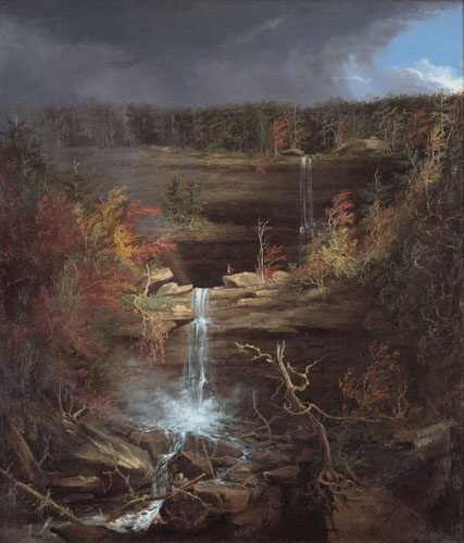 Falls of the Kaaterskill