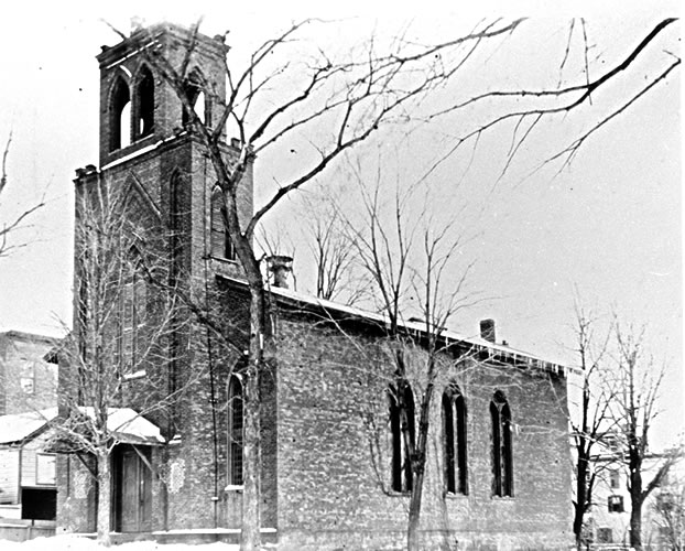Old St. Luke's