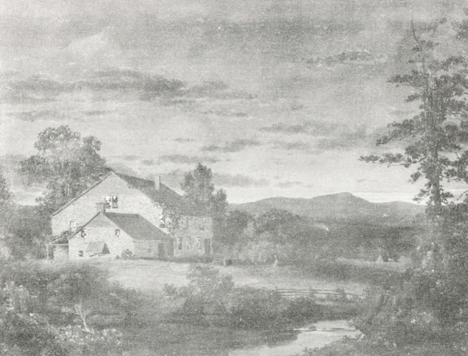 The Van Vechten House, Catskill, NY