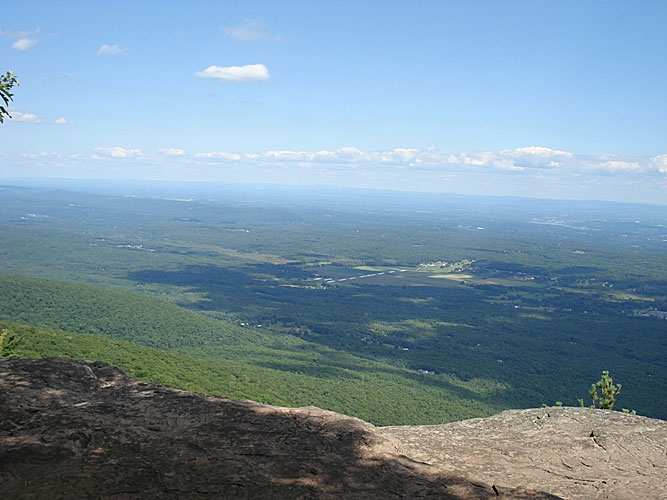 View from the Site of Catskill Mountain House