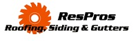 Website for ResPros Roofing Siding and Gutters