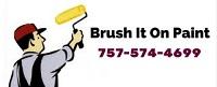 Website for Brush It On Paint Co. LLC